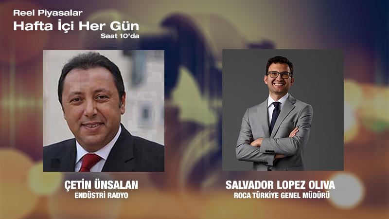 Roca Türkiye Genel Müdürü Salvador Lopez Oliva: Banyo Seramik Sektörü