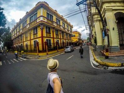 touring inside Intramuros