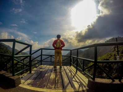 View Deck along Kennon Road, Baguio
