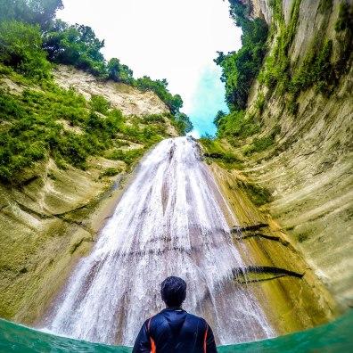 Dau Falls, Samboan, Cebu