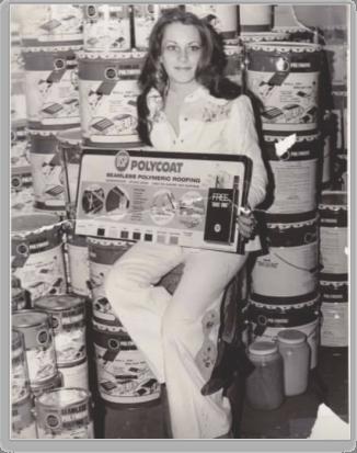 Donna Rae Gruenberg - 1970's RAE Promotional Photo