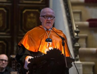 Discurs d'ingrés del Premi Nobel Finn Kydland