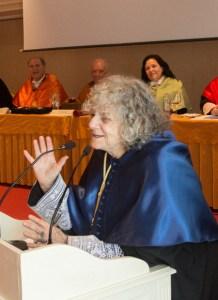 Dra. Ada Yonath Nobel Prize in Chemistry 2009