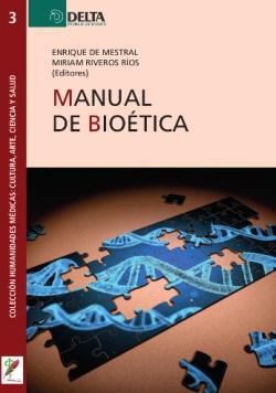 Portada del libro Manual de Bioética