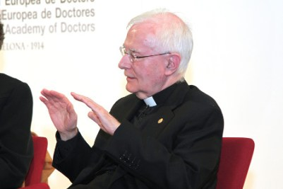 Josep Ignasi Saranyana debate Las nociones del infinito
