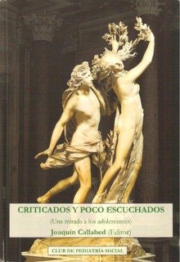 "Portrait of the book ""criticados y poco escuchados"""