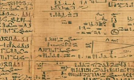 Les matemàtiques, a la història