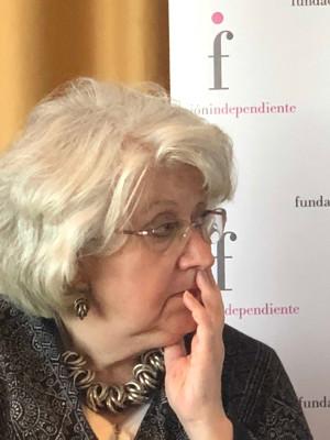 "Teresa Freixes - debate ""Mujeres que cambian el mundo"""