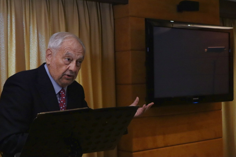 """Dr. Enrique Tierno Pérez Relaño - """"Ética y economía en los procesos de corrupción"""""""