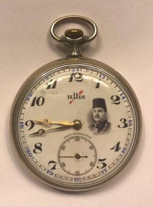 reloj del Museo Internacional de Alta Relojería de Bolsillo