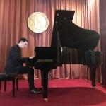 Facundo González pianista.