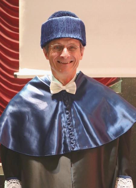 Dr. Richard Schrock - Premio Nobel de Química 2005