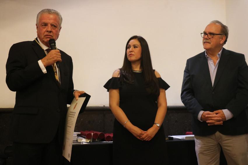Lic. Jorge Zermeño Presidente Municipal de Torreón