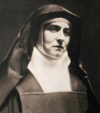 Edith Stein al Carmel de Colònia, abans de viatjar a Echt, Països Baixos, ca. desembre de 1938 o 1939