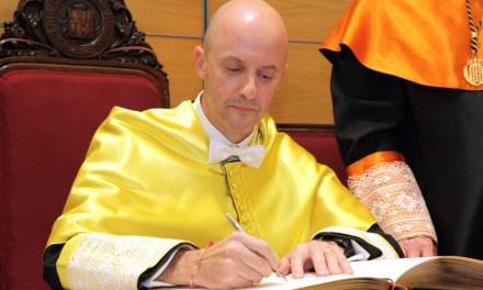 Vídeo resumen del ingreso como académico de Pere Joan Cardona