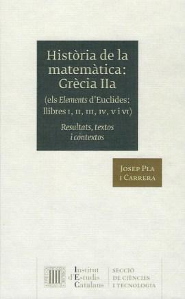 libro historia de la matemática Grecia II