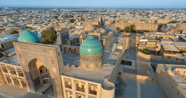 Mission Uzbekistan