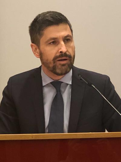 Josep Rosiñol, presidente de Sociedad Civil Catalana