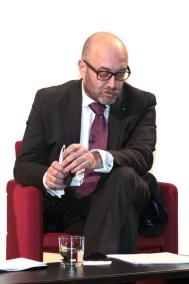 Richard Onses - debate-Laicidad-Francia-España