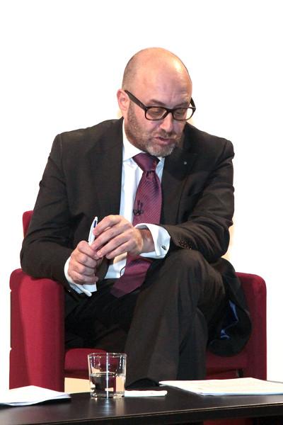 Richard Onses - Debate sobre Laicidad en Francia y España