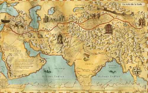 The resurrection of the Silk Road