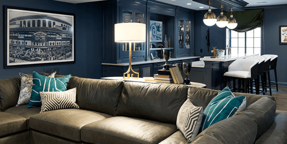 5 Elements of a Luxurious Man Cave   Rae Duncan Interior Design