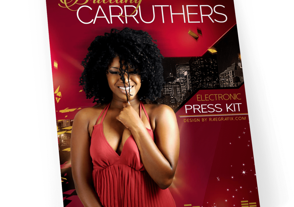 Brittany Carruthers - Electronic Press Kit