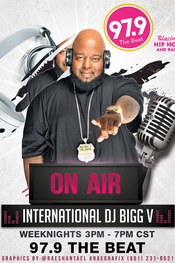 DJ Bigg V - The Beat