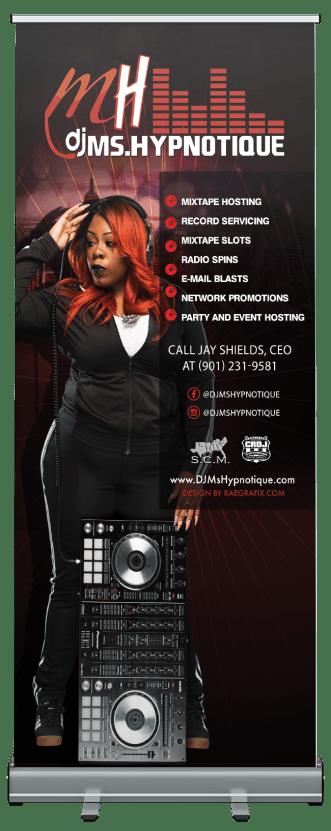 DJ MsHypnotique - Memphis, TN