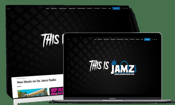 Da Jamz Radio - Radio Station