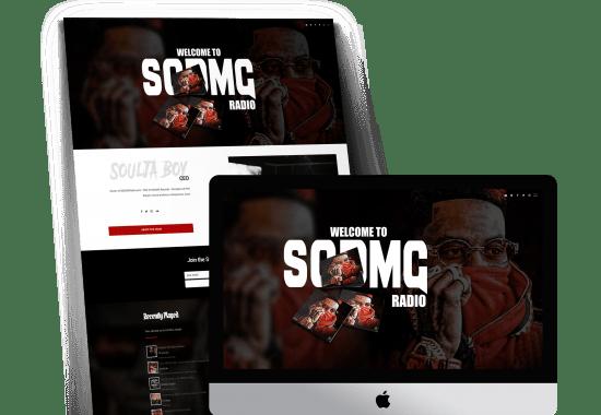 SODMG Radio - Radio Station