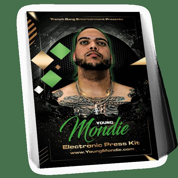 Young Mondie - Electronic Press Kit