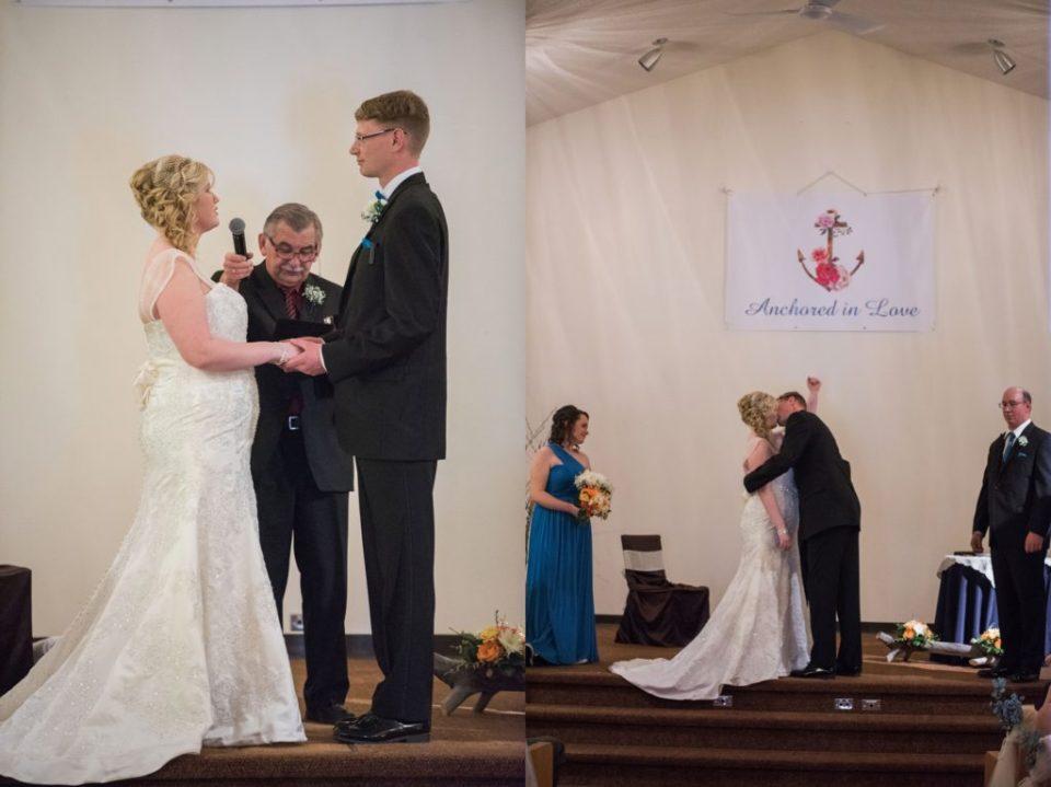 Husband and wife!