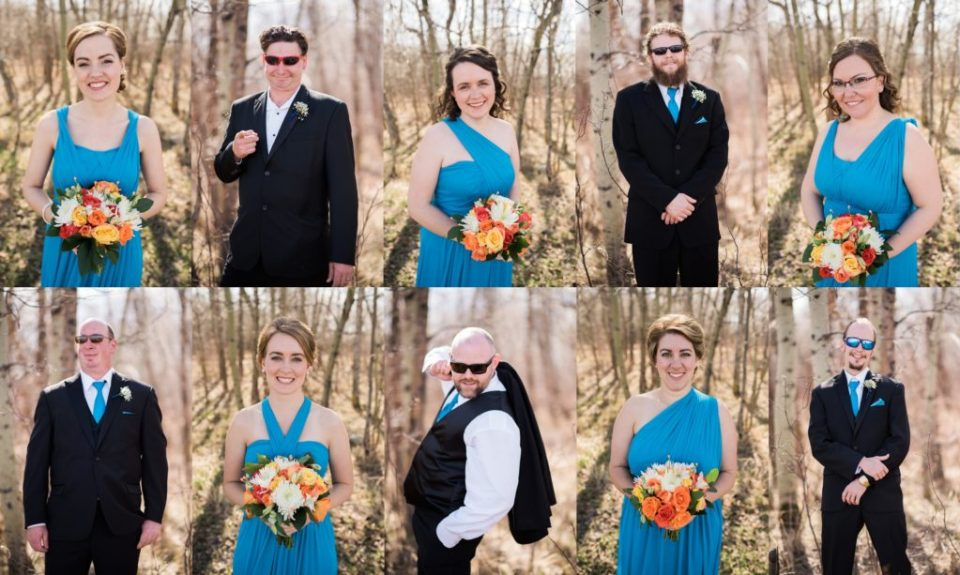 Your bridal party