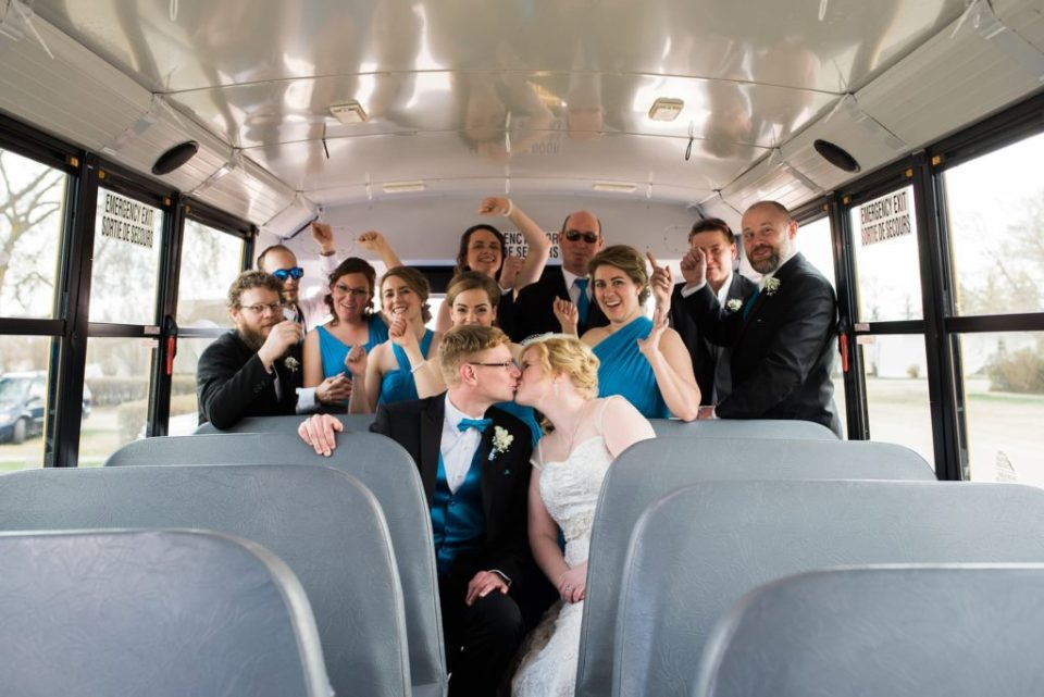 Party bus!