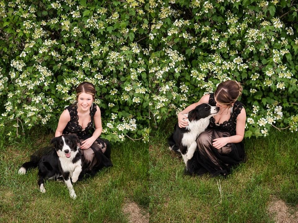 Western Themed Grad Photos | Stettler Photographers | Chelsey | senior photos | Grade 12 grad poses | Grad photos with horses