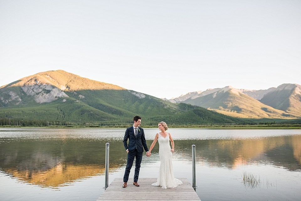 Destination Wedding in Banff | A Wedding at the Fenlands | Banff, Canada