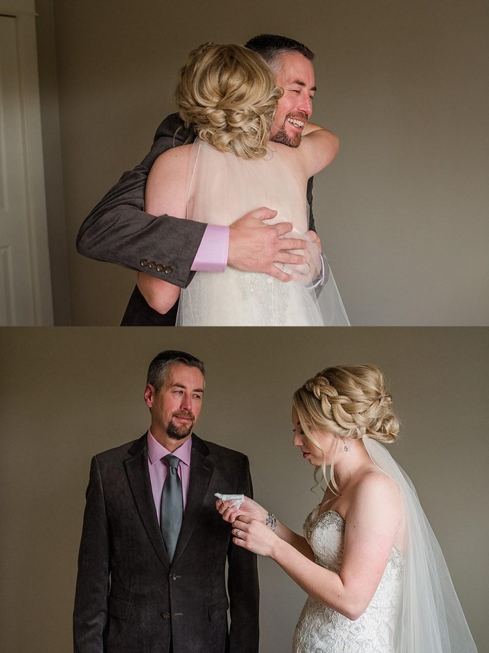 A Rustic Wedding Celebration at Westwoods Community Center | Stettler Weddings | Stettler and area wedding photographers | Country wedding | Jaden + Lance