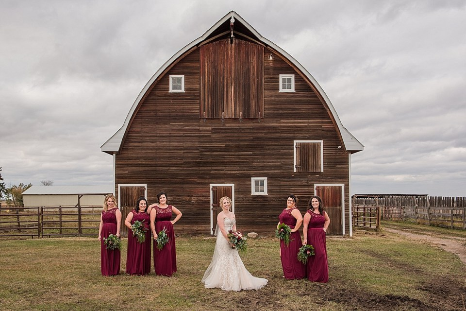 A Rustic Wedding Celebration at Westwoods Community Center | Stettler Weddings | Stettler and area wedding photographers | Country wedding | Jaden + Lance