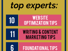101 Tips From Top Experts On How To Start A Successful Blog