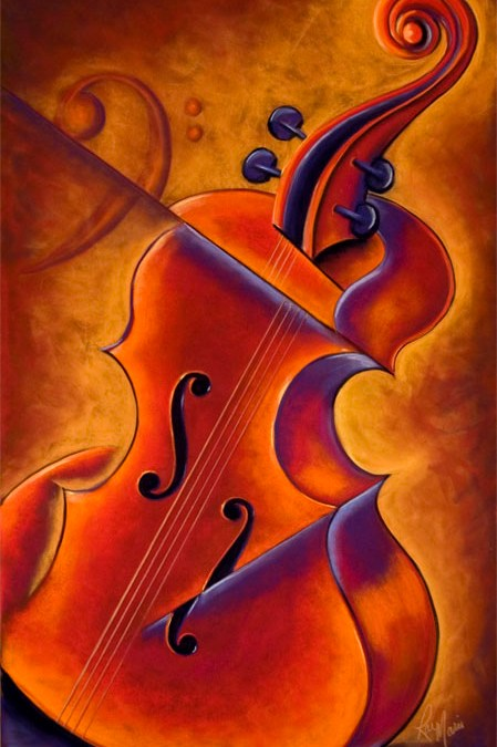 Red Cello Blues
