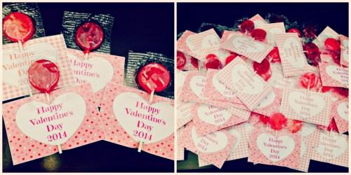 DIY Bulk Valentine's Day Cards
