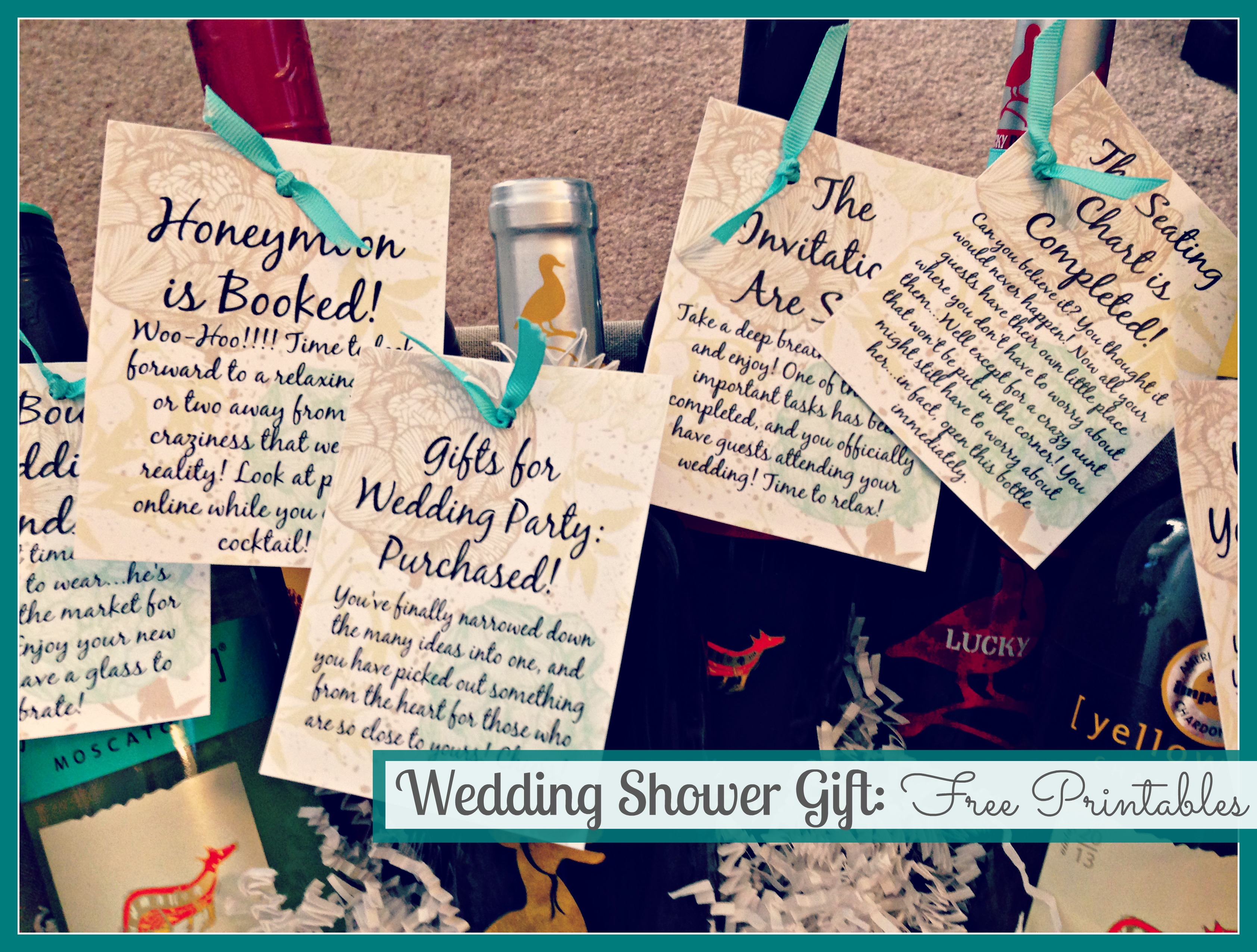 Off Registry Wedding Gifts: Another Summer… Another Wedding