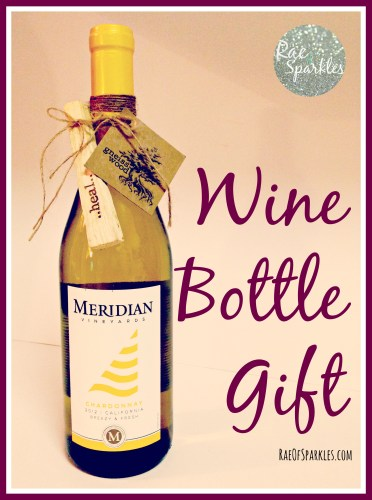 Wine Bottle Gift