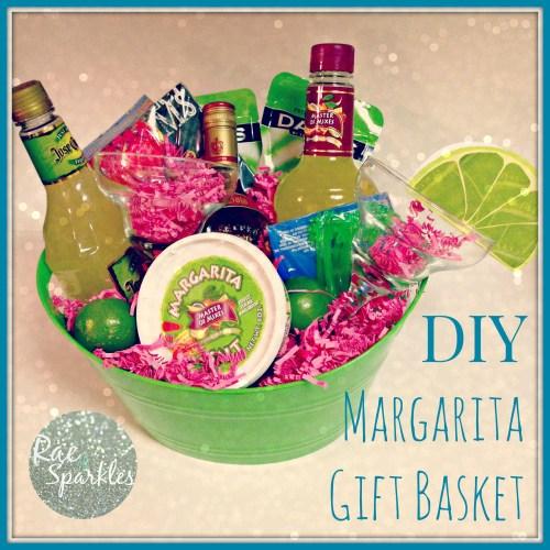 DIY Margarita Gift Basket
