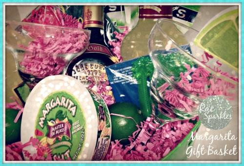 Margarita Gift Basket Ingredients