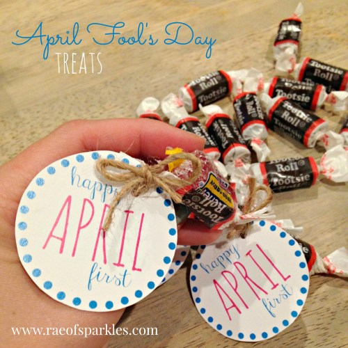 April Fool's Day Treats // Jolly Ranchers to Tootsie Rolls // Harmless Pranks