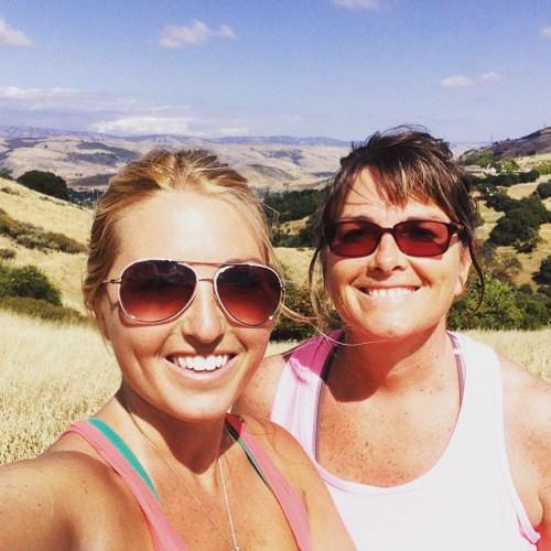 Hiking in San Jose, California