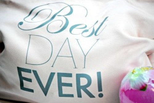 Best Day Ever // Vacation Gift Bag Ideas