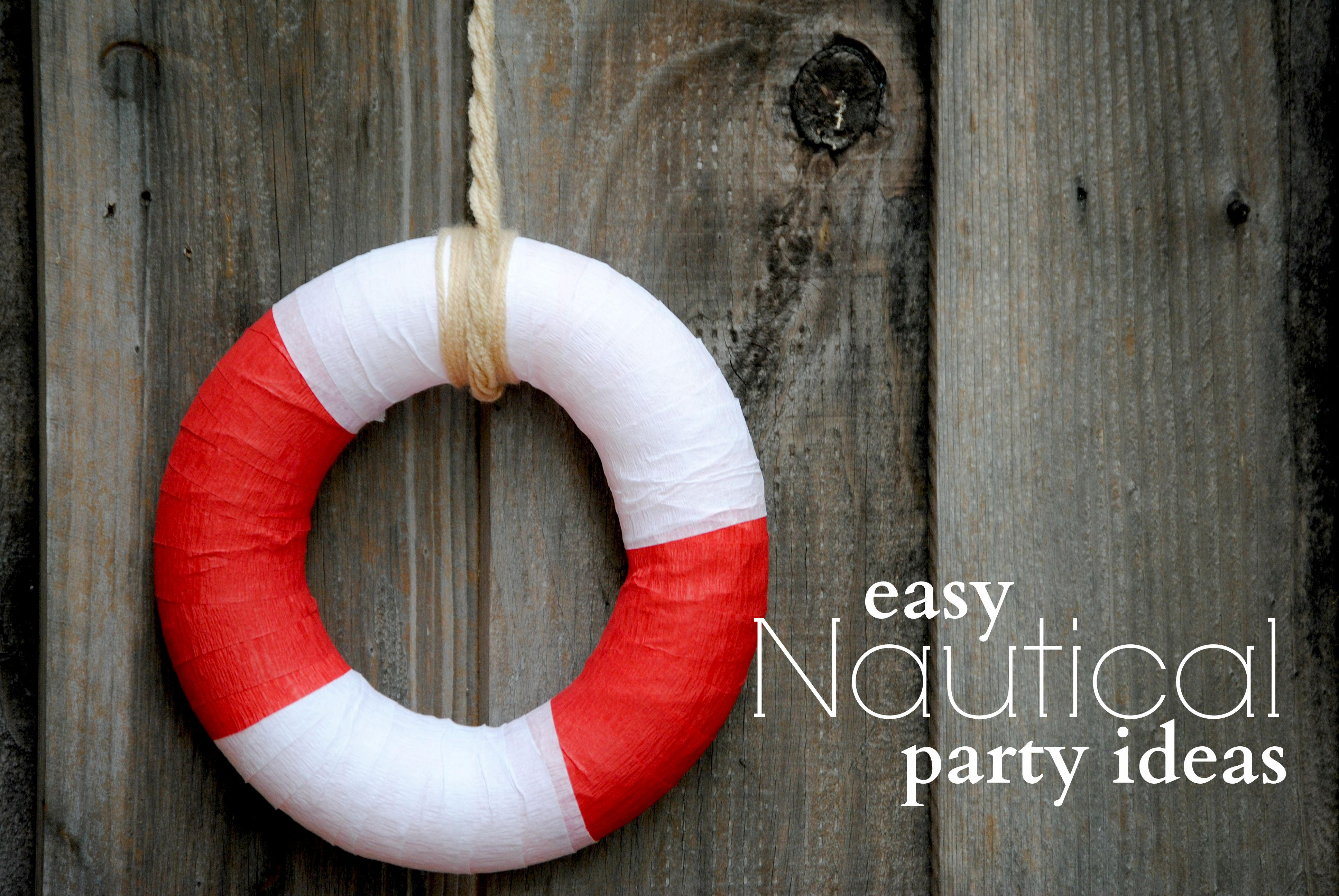 baby as theme party nautical with girl decor decorations plus sailor favors supplies shower together well themes